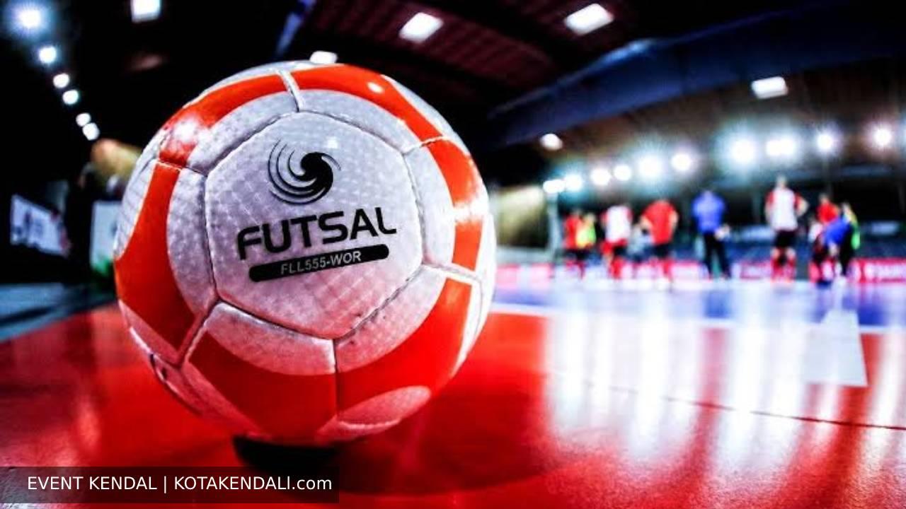 Jadwal Pertandingan Bomberscup Futsal di Gor Bahurekso Kendal