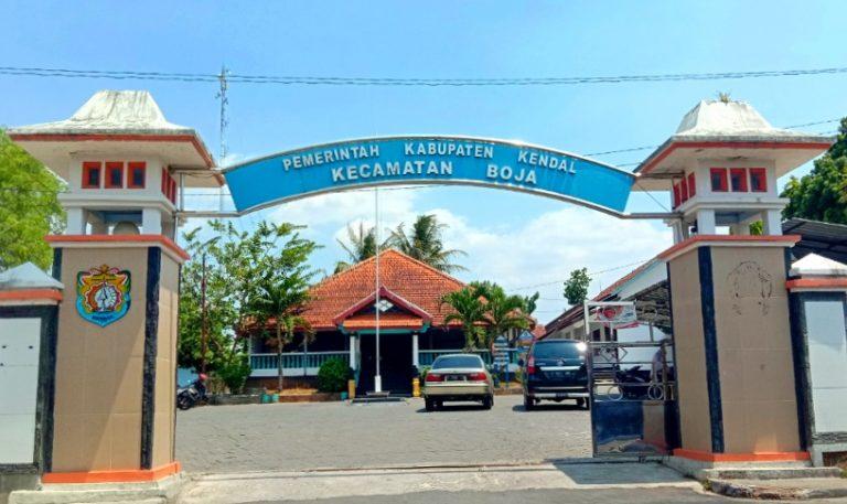 Profil Kecamatan Boja Kabupaten Kota Kendal