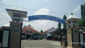 Alamat Kecamatan Boja Kendal Provinsi Jawa Tengah