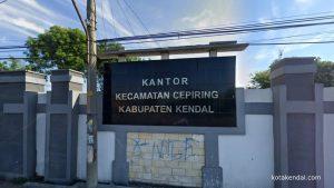 Alamat Kecamatan Cepiring Kendal Provinsi Jawa Tengah
