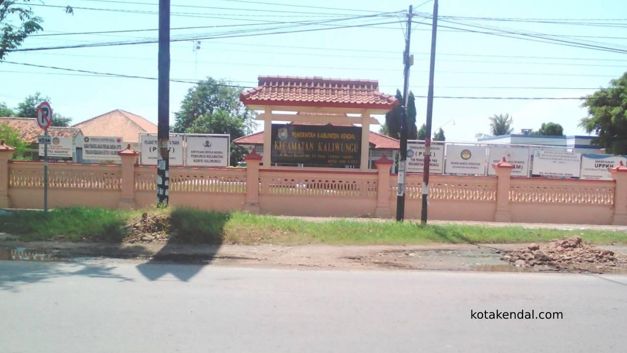 Alamat Kantor Kecamatan Kaliwungu kabupaten Kota Kendal