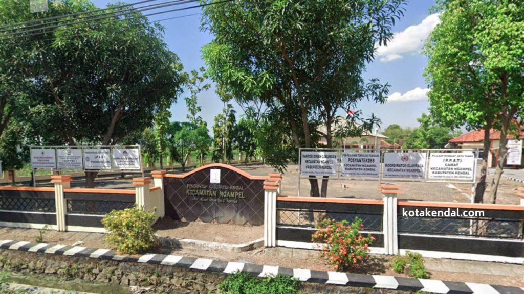 Alamat Kantor Kecamatan Ngampel Kendal Jawa Tengah
