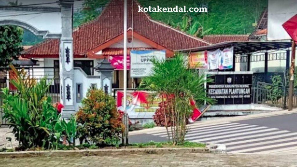 Alamat Kantor Kecamatan Plantungan Kendal Jawa Tengah